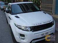 range rover waterproof license plate frame